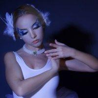 Белый лебедь :: Екатерина Максимова