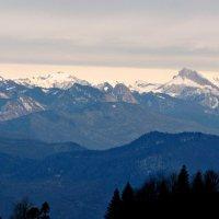 Западный Кавказ :: Геннадий Храмцов