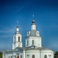 Свято-Никольский храм :: Сергей Дубинин