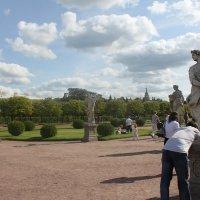Верхний парк Петергофа :: Таня Фиалка