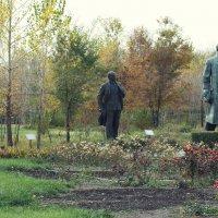 Тройка вождей. :: Виктор Гришенков