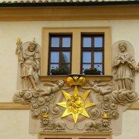 Karlova 3, Дом «У золотого колодца», 2 этаж, Прага :: Elena Izotova