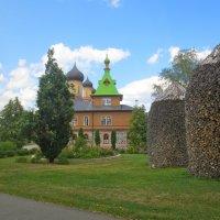 Пюхтицкий монастырь :: Елена