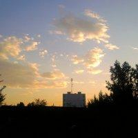 Под небом голубым, есть город золотой... :: МАК©ИМ Пылаев-Пшеничников