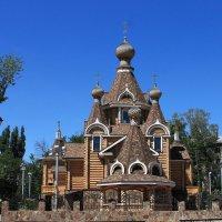 Церковь Вознесения Господня в Воронеже :: Лариса