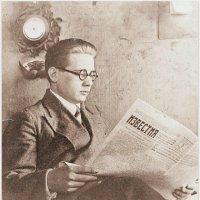 Студент медицинского института. Курск. 1940 год. :: Геннадий Храмцов
