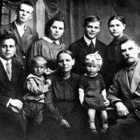 Люди, лица, судьбы. 1940 год. :: Геннадий Храмцов