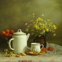 Чай с сушками :: Маргарита Епишина