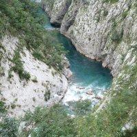 Каньон реки :: Инга Егорцева