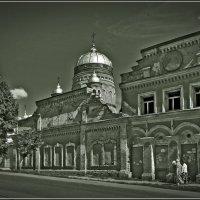 Город Уржум. Вятка :: Владимир Белозеров