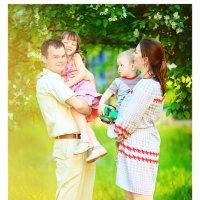 семья, дети :: Екатерина Климова