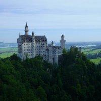 Замок Neudchwanstein в Баварии. :: Александр Горелов