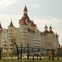 Отель Богатырь :: esadesign Егерев