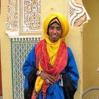 Абориген. Южный Марокко :: Марина Бушуева