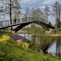Парковый мостик :: Сергей S.Tulpan