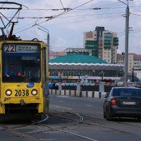 Челябинский трамвай .... :: alexx Baxpy