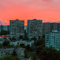 На закате :: Николай Ефремов