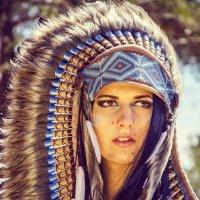 Покахонтас :: Юлия Ивлин