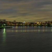 Ночь с видом на город. :: Эдуард Пиолий