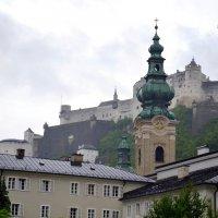Зальцбург, аббатство Св. Петра :: Lüdmila Bosova