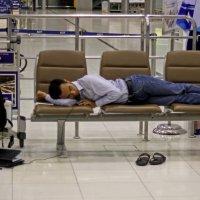 Таиланд. Аэропорт Суварнабхуми. Полная зарядка :: Владимир Шибинский