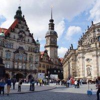 Старый Дрезден :: Михаил Сбойчаков