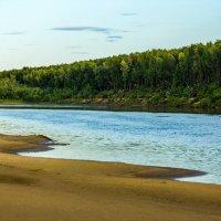 река Пижма :: Julia Chuprova