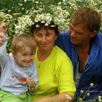Баба, деда, внук :: Евгений Ермолаев