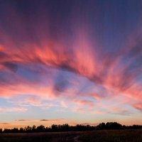 панорамма.закат. :: lev