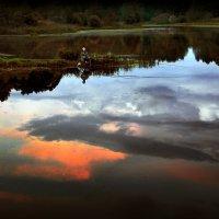 Небесная рыбалка.. :: Андрей Войцехов