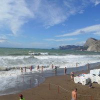Пляж :: BoxerMak Mak