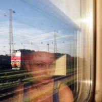 за окном :: лина сергеева