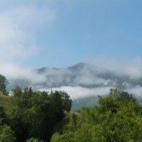 Наравне с облоками :: Инга Егорцева