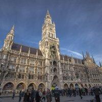 Мюнхен...Германия. :: Александр Вивчарик