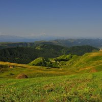 Перевал Гум Баши :: lyuda Karpova