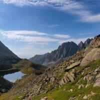 В горах :: Виктор Никитин