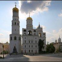 Ансамбль Колокольни Ивана Великого :: DimCo ©