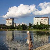 Рыбачка Соня (может быть) IMG_7259 :: Андрей Лукьянов