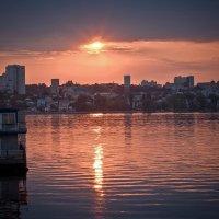 водохранилище :: Слава Китовской18-55