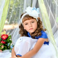 летние фантазии :: Алена Малых