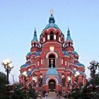 Казанская церковь. :: Оксана Н
