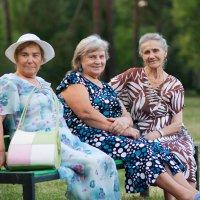 замечательные бабульки! :: Tatiana Florinzza