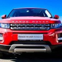 Land Rover :: Лёха Антипин