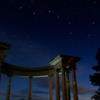 Звездное небо августа :: Kogint Анатолий