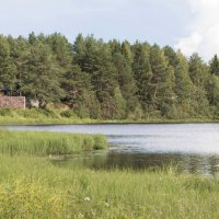 озера :: Екатерина Тележенко