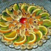 Зимнее фруктовое ассорти :: Нина Корешкова