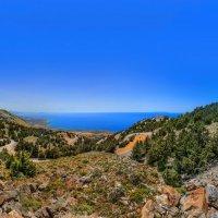 крит .путь на юг к морю- через горы :: юрий макаров