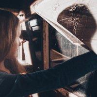 Ночь за окном. :: Света Кондрашова