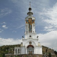 Никольская церковь :: esadesign Егерев