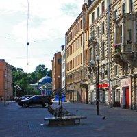 Финский переулок. :: Александр Лейкум